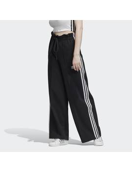 High Waisted Track Pants by Adidas