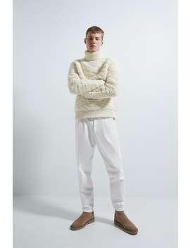 Wool BouclÉ Sweater by Zara