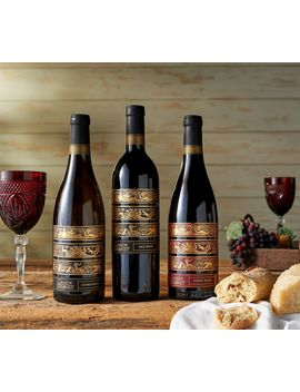 Vintage Wine Estates Game Of Thrones 3 Bottle Wine Set by Vintage Wine Estates