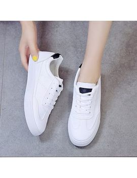 Asterisk   Plain Sneakers by Asterisk