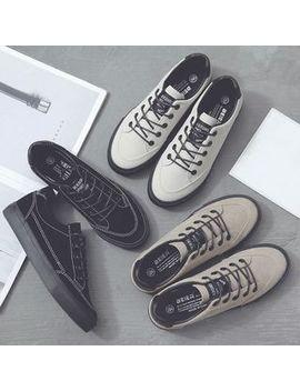 Zd Li   Low Top Sneakers by Zd Li