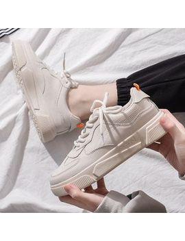 Nowsome   Platform Lace Up Sneakers by Nowsome
