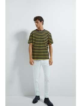 Striped PiquÉ Shirt by Zara
