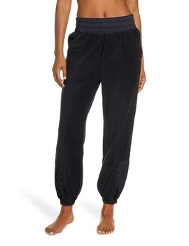 Slouch It Fleece Joggers by Free People Fp Movement