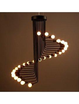 Georgeanna 20 Light Sputnik Linear Chandelier by Wrought Studio