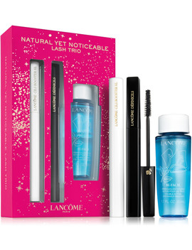 Définicils Mascara Natural Yet Noticeable Lash Trio by Lancôme