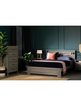 Gravity Gray Maple Full/Queen Headboard by South Shore