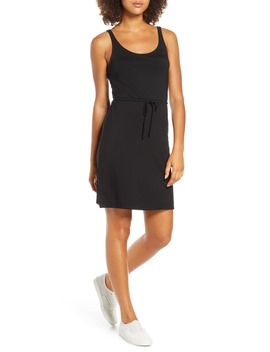Hit The Streets Drawstring Waist Jersey Dress by Bb Dakota