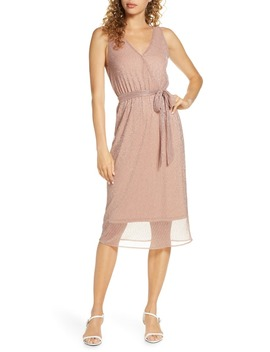 Love To Love You Faux Wrap Dress by Bb Dakota