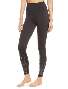 Piper High Waist Leggings by Beach Riot