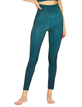 Shine High Waist Leggings by Beach Riot