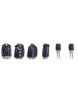 Montbeliard Down Jacket by Moncler