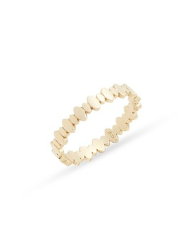 Eternal Oval Band by Jennie Kwon Designs