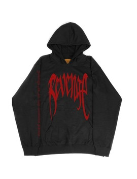 "Xxxtentacion Revenge ""Kill"" Hoodie   Black/Red by Revenge  ×"
