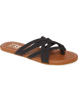 Crosswalk Sandal by Billabong