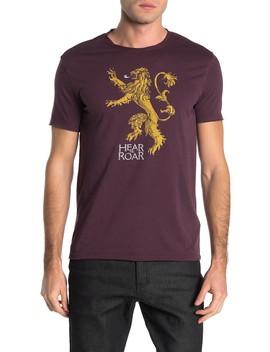 Lannister Short Sleeve T Shirt by John Varvatos Star Usa