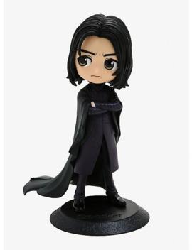 Banpresto Harry Potter Q Posket Severus Snape Vinyl Figure by Hot Topic