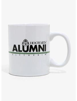 Harry Potter Slytherin Alumni Mug by Hot Topic