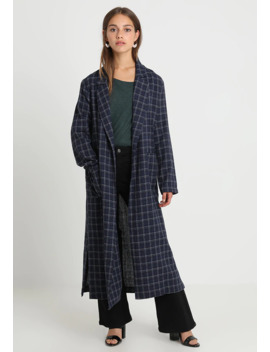 Olive   Trench by Fashion Union Petite