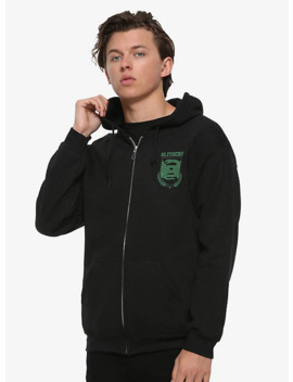 Harry Potter Slytherin Crest Hoodie by Hot Topic