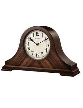 Bulova Norwalk Table Clock by Bed Bath And Beyond