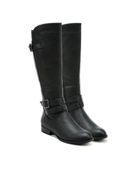 Women's Francesca Medium/Wide Riding Boot by Life Stride