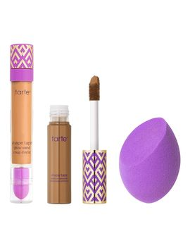 Tarte Shape Tape Concealer Glow Wand And Sponge by Tarte Includes: