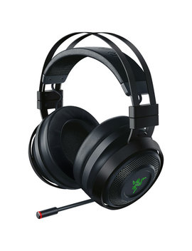 Razer Nari Wireless Gaming Headset With Microphone   Black by Best Buy