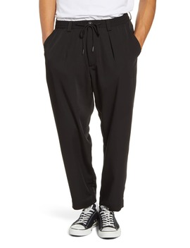 Henderson Crop Drawstring Pants by Drifter