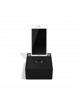 Black Phone/Accessory Stand by Stackers