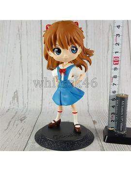 Asuka Q Posket Qposket Figure Neon Genesis Evangelion Anime Japan Original /840 by Ebay Seller