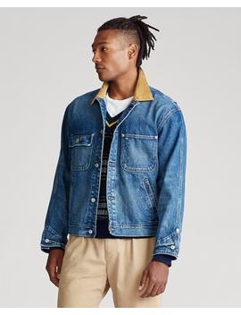 Dungaree Jacket by Ralph Lauren