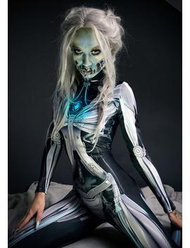 Sexy Cosplay Costume Women, Festival Clothing Women, Cyberpunk Clothing, Steampunk Clothing, Cosplay Bodysuit, Halloween Costume, Badinka by Etsy