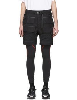 Black Mmw Edition M Nrg Training Series 003 Hybrid Lounge Pants by Nike
