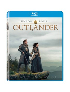 Outlander (2014) Season Four (Blu Ray) by Sony Pictures