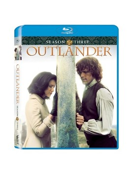 Outlander: Season 3 (Blu Ray) by Sony Pictures