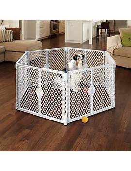 "North States Xt Petyard For Dogs, 8"" L X 35"" W X 26"" H North States Xt Petyard For Dogs, 8"" L X 35"" W X 26"" H by North States"