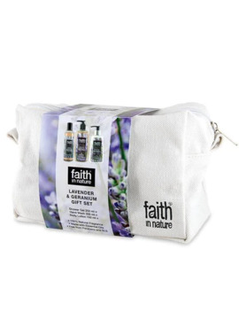 Faith In Nature Lavender Shower Gel And Foam Bath by Superdrug