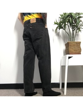 Vintage Levis 550 Dark Denim Jeans | Classic Wash by Vintage  ×  Levi's  ×  Levi's Vintage Clothing  ×