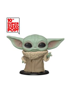 "Funko Pop! Star Wars: The Mandalorian   10"" The Child by Funko"