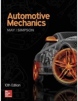Automotive Mechanics 10th Edition by Booktopia