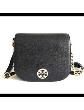 Tory Burch Everly Leather Saddle Flap Bag ✨Nwt/New by Tory Burch