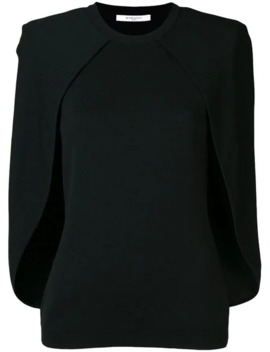 Cape Blouse by Givenchy