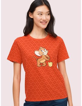 Kate Spade New York X Tom & Jerry Tee by Kate Spade