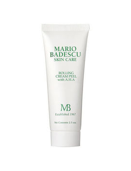 Rolling Cream Peel With A.H.A by Mario Badescu