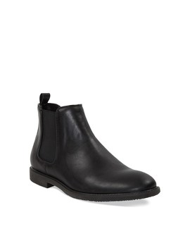 Men's Felix Chelsea Boots In Black by Floyd
