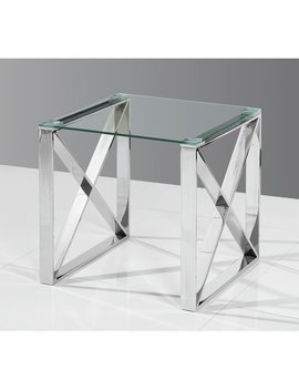 Chris End Table by Joss & Main