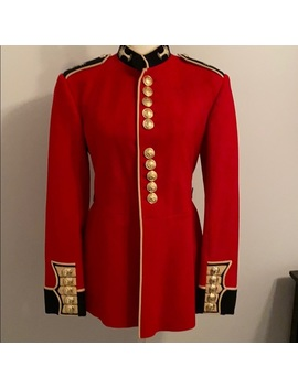 Vintage Welsh Guard Jacket  You Know You Want It! by Poshmark