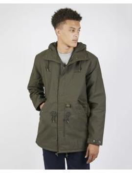 Clash Parka Green by Carhartt Wip