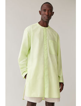 Oversized Cotton Tunic by Cos
